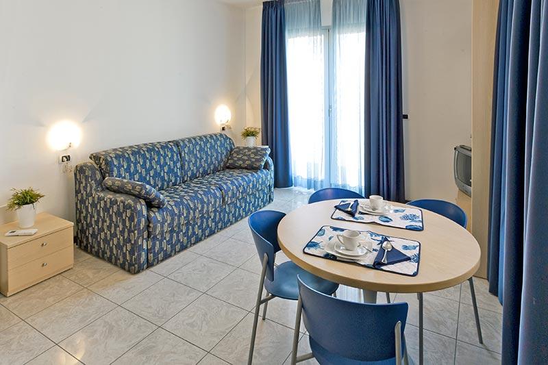 Affitto appartamento monolocale f a sottomarina mare for Monolocale a venezia